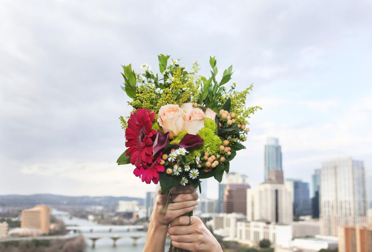 Urbanstems Goes Live In Austin Offering Same Day Flat Rate Flower